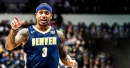 Nuggets' Isaiah Thomas says he'll be on a minutes restriction 'for a while'