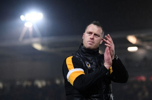 Newport manager plots 'biggest upset in history of FA Cup' against Man City