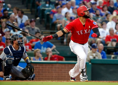 What does Rangers OF Nomar Mazara need to do this season in order to gain more national attention?