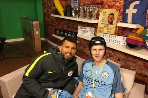 'It's what Elliott would have wanted': Trust set up in memory of former Manchester City ball boy is officially recognised as charity