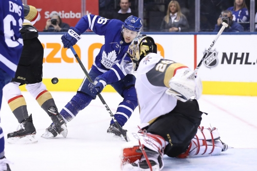 Gameday: Golden Knights host Maple Leafs, look to avoid fifth straight home loss