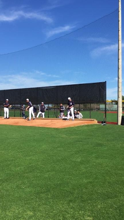 Detroit Tigers spring training: Top pick Casey Mize on the mound