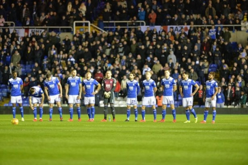 Birmingham City and the EFL points deduction - the view from the Blues dressing room