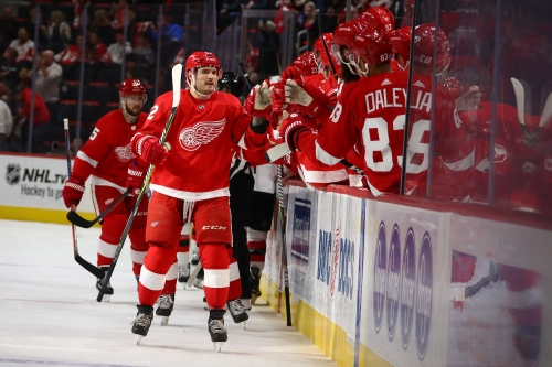 What's ahead for little-used Detroit Red Wings forward Martin Frk