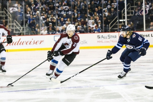 Colorado Avalanche Game Day: Spiraling Avs Look to Survive the Storm in Winnipeg