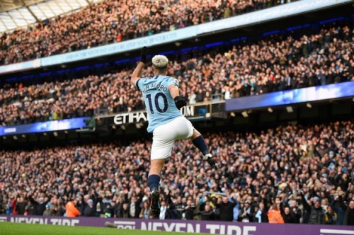 Where Man City star Sergio Aguero ACTUALLY stands among the greatest Premier League goalscorers