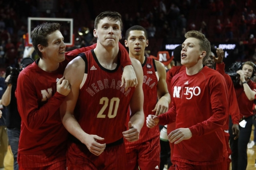 2/13 Big Ten Recap: Nebraska Finally Wins