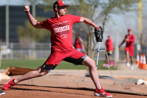 What if the Cincinnati Reds finally get a healthy Anthony DeSclafani?
