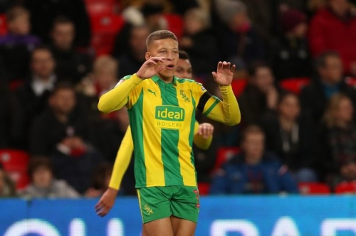 Dwight Gayle is banned for diving - and West Brom fans have this Liverpool gripe
