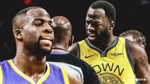 Warriors' Draymond Green thinks upgraded flagrant foul call just part of 'The Draymond Rule'