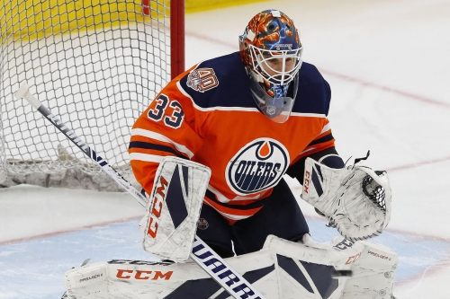 Rumor: Flyers are talking to Edmonton about Cam Talbot