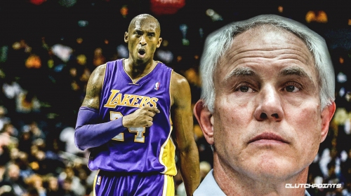 Mitch Kupchak says Kobe Bryant was 'great distraction' during Lakers' rebuilding years