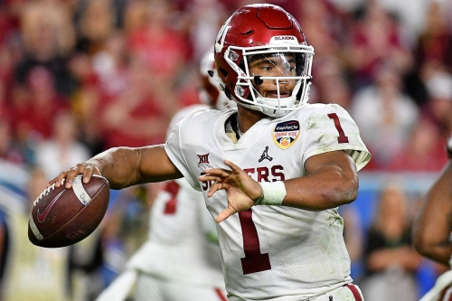 Talking Kyler Murray, Giants draft options with Chris Trapasso of CBS Sports