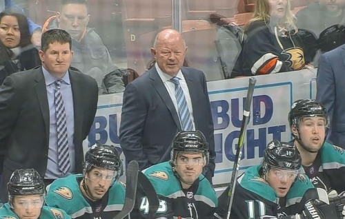 MacLean loves Murray's move behind Ducks bench to evaluate team