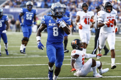 Memphis Running Back Darrell Henderson Can Provide Big-Play Potential Every On Down