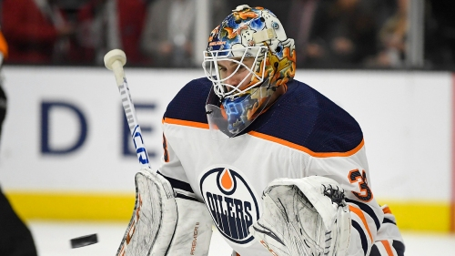 NHL Trade Rumour Roundup: Are the Oilers closing in on Talbot trade?