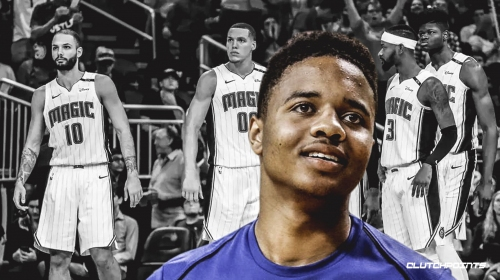 Markelle Fultz says getting a fresh start with Magic is 'perfect' for him and his family