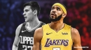 Rumor: JaVale McGee's unhappiness with playing time led to Lakers' Ivica Zubac trade