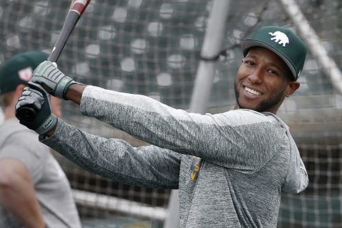 Jurickson Profar's high expectations as Jed Lowrie's replacement nothing new