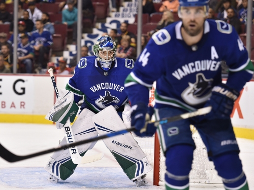 Games against Flames and Sharks should be a wakeup call for the Canucks