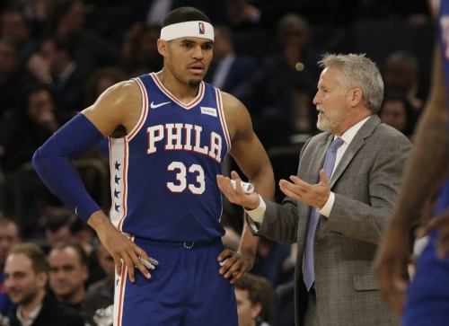 After All-Star break, Brown, Sixers will go back to basics