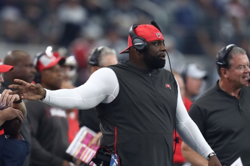 Raiders announce five new coaching hires