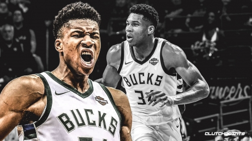 Bucks star Giannis Antetokounmpo says being in the NBA feels like he's 'always dreaming'
