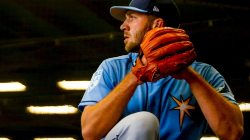 What are the secrets to Rays relief candidate Colin Poche's success?