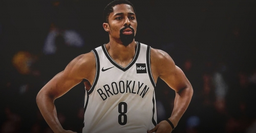 Nets' Spencer Dinwiddie says people should pay attention to Brooklyn because they have an All-Star point guard, future top-5 center