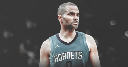 Hornets PG Tony Parker will not play vs. Magic due to back strain