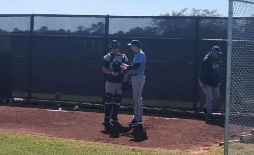 Why talking a good game is important for Rays Blake Snell and Mike Zunino