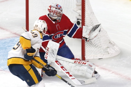 Predators vs Canadiens Thread