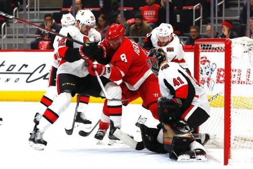 Gamethread: Red Wings vs. Senators