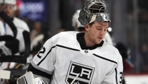 Would the Kings be willing to move Quick at the deadline?