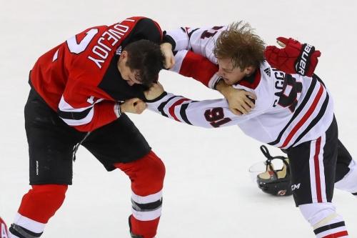 Gamethread #57: New Jersey Devils at Chicago Blackhawks