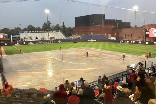 Arizona softball's home opener vs. New Mexico cancelled due to rain