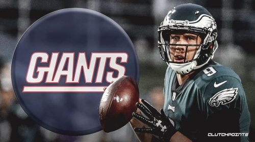 Giants rumors: Nick Foles 'probably' interested in signing with New York