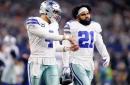 Who will sign an extension with the Cowboys first: Dak Prescott or Ezekiel Elliott?