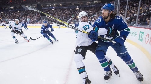 Canucks' player losses have reached critical mass