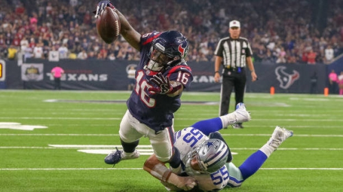 Texans WR Keke Coutee says he's back to '100 percent'