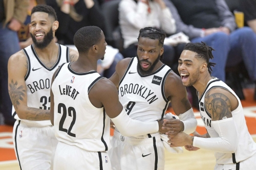 Nets are NBA's biggest surprise entering All-Star Break... and Free Agency