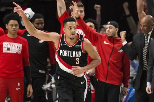 Blazers Games versus Celtics, Raptors to Air on ESPN
