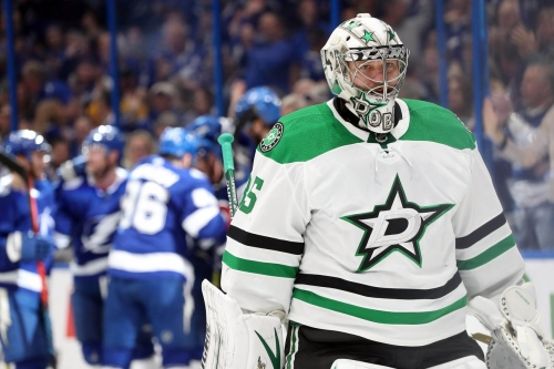 Stars Embarrassed by Lightning in 6-0 Loss