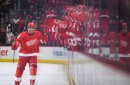 AA with a battery of goals as Red Wings defeat Senators