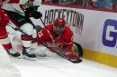 Detroit Red Wings hit big numbers in 3-2 win over Ottawa Senators
