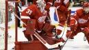 Athanasiou, Howard lead Red Wings past Senators