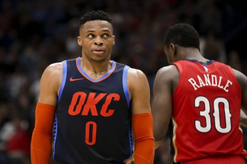 Recap: OKC defense fails again in messy loss to shorthanded Pelicans