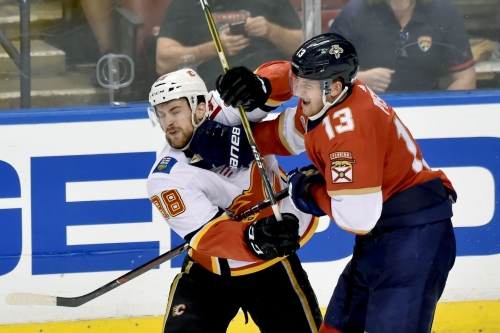 Calgary Flames (2) @ Florida Panthers (3): Mike Smith Does His Job, Rest Of The Flames Do Not
