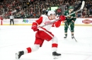 Detroit Red Wings demoted rookie Dennis Cholowski. Here's why