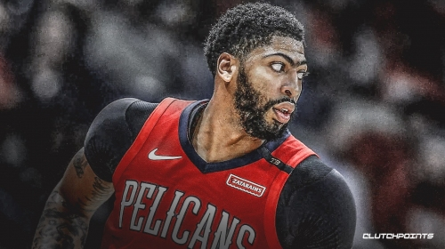 Pelicans' Anthony Davis leaves arena with Rich Paul mid-game after injury